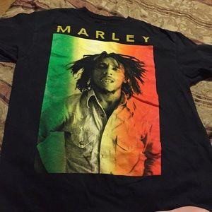 Bob Marley tee large